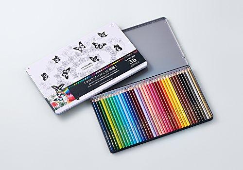 ミツビシ 三菱鉛筆 UNI 色鉛筆88836色 203810(5セット)