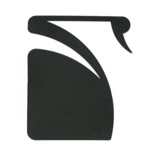【送料無料・単価117円・130セット】タカハシ スワンタッチ ブラック(130セット)