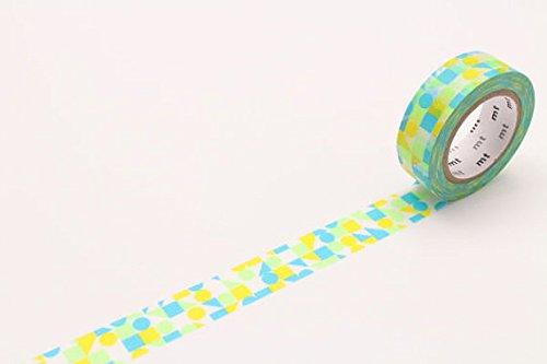 【単価117円・130セット】カモ井加工紙 MT1Pマルサンカクシカク ブルー MT01D298(130セット)