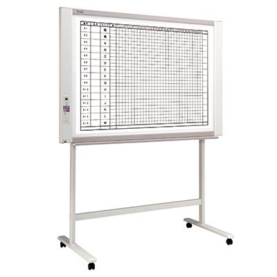 PLUS(プラス)オフィス家具 オプション品/消耗品 テンプレートシート・カラーS W(幅) D(奥行き) H(高さ)