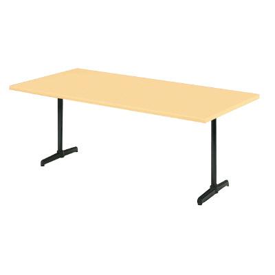 PLUS(プラス)会議テーブル/ミーティングテーブル/LM TABLE・LM 会議テーブル LM-180TR WM/DGY