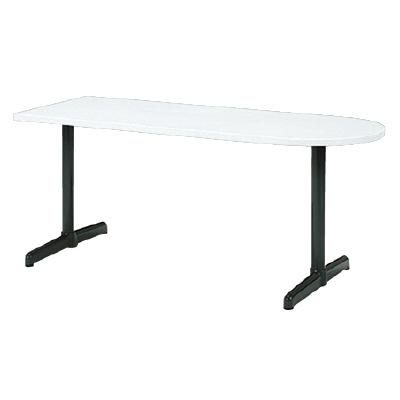 PLUS(プラス)会議テーブル/ミーティングテーブル/LM TABLE・LM 会議テーブル LM-188TU W4/DGY