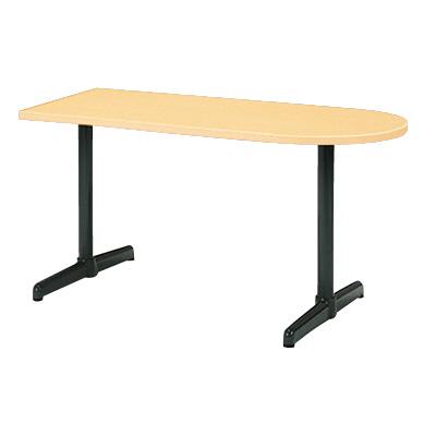PLUS(プラス)会議テーブル/ミーティングテーブル/LM TABLE・LM 会議テーブル LM-158TU WM/DGY