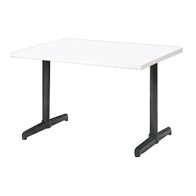 PLUS(プラス)会議テーブル/ミーティングテーブル/LM TABLE・LM 会議テーブル LM-120TR W4/DGY