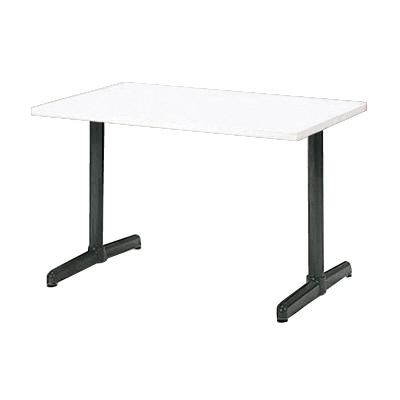 PLUS(プラス)会議テーブル/ミーティングテーブル/LM TABLE・LM 会議テーブル LM-128TR W4/DGY