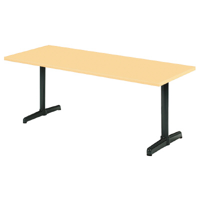 PLUS(プラス)会議テーブル/ミーティングテーブル/LM TABLE・LM 会議テーブル LM-188TR WM/DGY