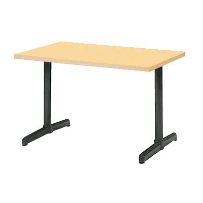 PLUS(プラス)会議テーブル/ミーティングテーブル/LM TABLE・LM 会議テーブル LM-128TR WM/DGY