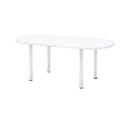 PLUS(プラス)会議テーブル/ミーティングテーブル/LM TABLE・LM 会議テーブル LM-180PO W4/W4