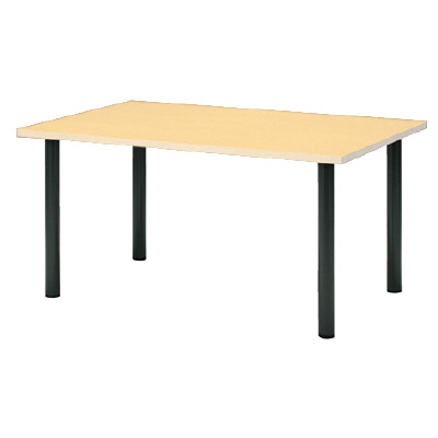 PLUS(プラス)会議テーブル/ミーティングテーブル/LM TABLE・LM 会議テーブル LM-150PR WM/DGY