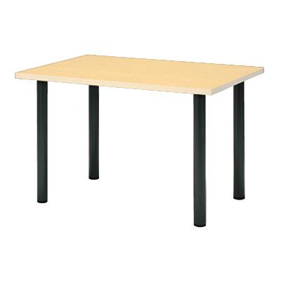 PLUS(プラス)会議テーブル/ミーティングテーブル/LM TABLE・LM 会議テーブル LM-128PR WM/DGY
