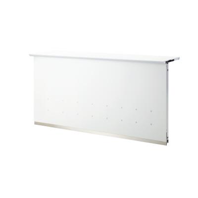 PLUS(プラス)オフィス家具 ハイカウンター ホワイト ホワイト W(幅)1803 D(奥行き)600 H(高さ)960