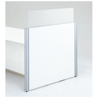 PLUS(プラス)オフィス家具 EK COUNTER スクリーンパネル スクリーンサイドパネル(ロー用・右/左) W(幅) D(奥行き) H(高さ)