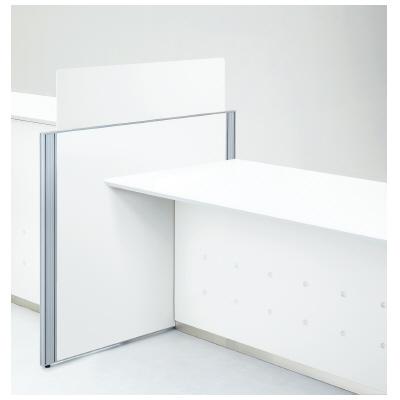 PLUS(プラス)オフィス家具 EK COUNTER スクリーンパネル スクリーンハイ・ロージョイントパネル(右/左) W(幅) D(奥行き) H(高さ)