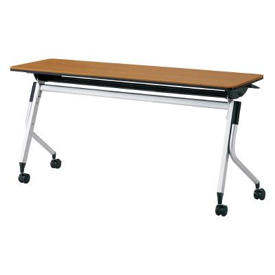 PLUS(プラス)オフィス家具 Linello 2 フォールディングテーブル 幕板なし W(幅)1500 D(奥行き)450 H(高さ)720