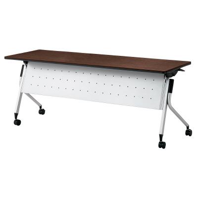 PLUS(プラス)オフィス家具 Linello 2 フォールディングテーブル 幕板付 W(幅)1800 D(奥行き)600 H(高さ)720