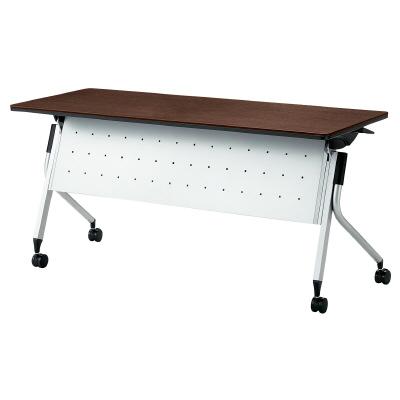 PLUS(プラス)オフィス家具 Linello 2 フォールディングテーブル 幕板付 W(幅)1500 D(奥行き)600 H(高さ)720