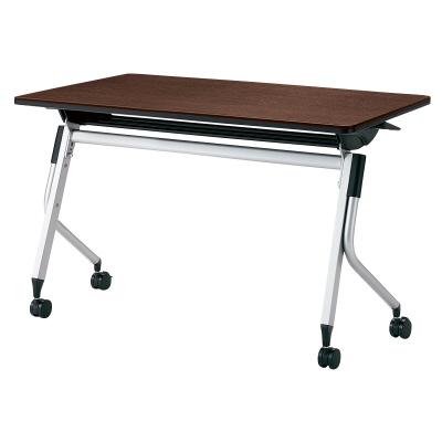 PLUS(プラス)オフィス家具 Linello 2 フォールディングテーブル 幕板なし W(幅)1200 D(奥行き)600 H(高さ)720
