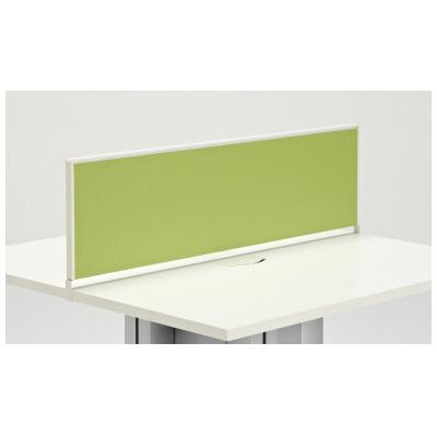 PLUS(プラス)オフィス家具 XF TYPE-L スクエアテーブル専用デスクトップパネル光触媒クロス W(幅) D(奥行き) H(高さ)