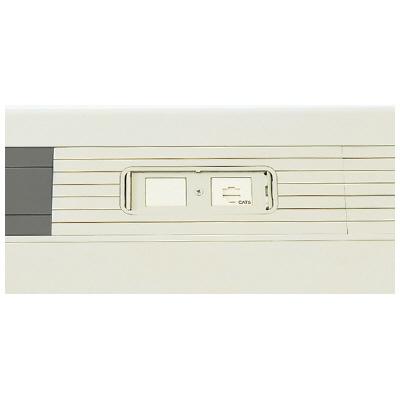 PLUS(プラス)デスク/スタンダードデスク/リンクスシリーズ(LX-1)・情報系コンセント LX-JK