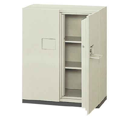 PLUS(プラス)オフィス家具 LX-5 耐火庫 W900タイプ D500 W(幅)900 D(奥行き)500 H(高さ)1100