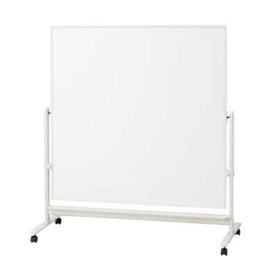 PLUS(プラス)オフィス家具 E5シリーズ ホワイトボード(両面タイプ) W(幅)1312 D(奥行き)565 H(高さ)1430
