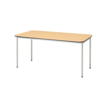 PLUS(プラス)オフィス家具 テーブル EB 長方形・正方形 W(幅)1500 D(奥行き)800 H(高さ)700