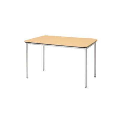 PLUS(プラス)オフィス家具 テーブル EB 長方形・正方形 W(幅)1200 D(奥行き)800 H(高さ)700