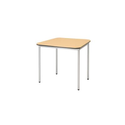 PLUS(プラス)オフィス家具 テーブル EB 長方形・正方形 W(幅)800 D(奥行き)800 H(高さ)700