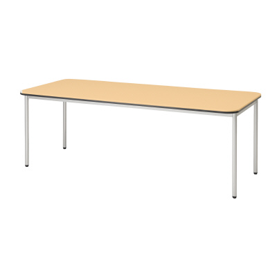 PLUS(プラス)オフィス家具 テーブル EB 長方形・正方形 W(幅)1800 D(奥行き)800 H(高さ)640