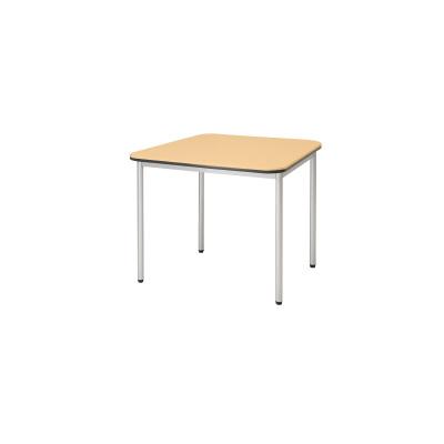 PLUS(プラス)オフィス家具 テーブル EB 長方形・正方形 W(幅)800 D(奥行き)800 H(高さ)640