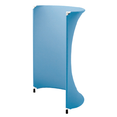PLUS(プラス)オフィス家具 AIR FRET ストレートタイプW900 クロス W(幅) D(奥行き) H(高さ)