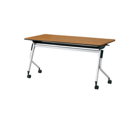PLUS(プラス)オフィス家具 Linello 2 フォールディングテーブル H700mmタイプ 幕板なし W(幅)1500 D(奥行き)600 H(高さ)700