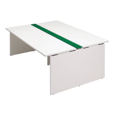 PLUS(プラス)オフィス家具 SION メインデスク W(幅)2000 D(奥行き)1400 H(高さ)720