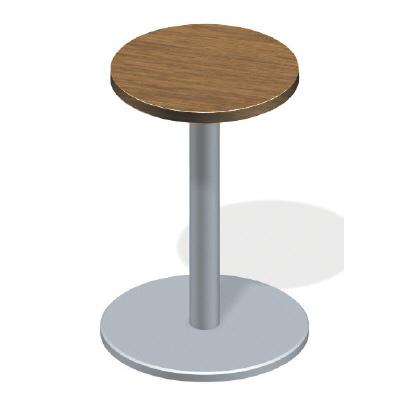 PLUS(プラス)オフィス家具 XF TYPE-L 丸テーブル 045 W(幅) D(奥行き) H(高さ)725