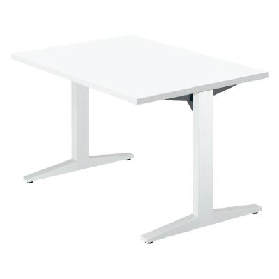 PLUS(プラス)オフィス家具 STAGEO テーブル(長方形) W(幅)1200 D(奥行き)800 H(高さ)720