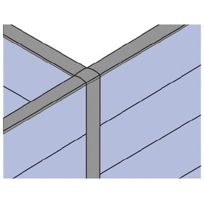 PLUS(プラス)オフィス家具 LFパネル 高さ同位置用連結部材 D60T字用 W(幅) D(奥行き)60 H(高さ)1025