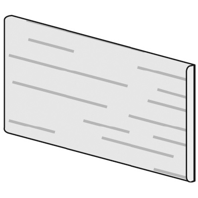 PLUS(プラス)オフィス家具 LFパネル(木質) H300 W(幅)450 D(奥行き)10 H(高さ)300
