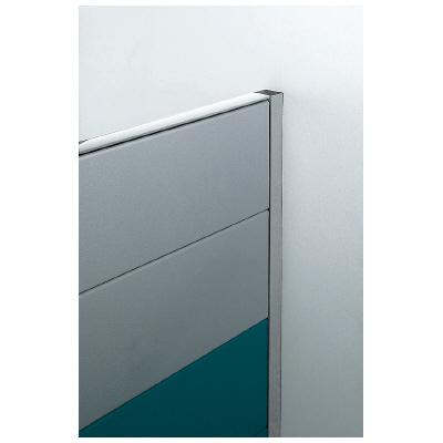 PLUS(プラス)オフィス家具 LFパネル 壁固定レール W(幅) D(奥行き)65 H(高さ)1625