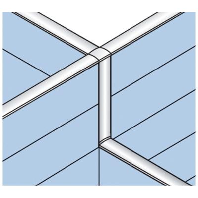 PLUS(プラス)オフィス家具 LFパネル 段差連結部材(2段階段差用) D60十字用×1 W(幅) D(奥行き)60 H(高さ)