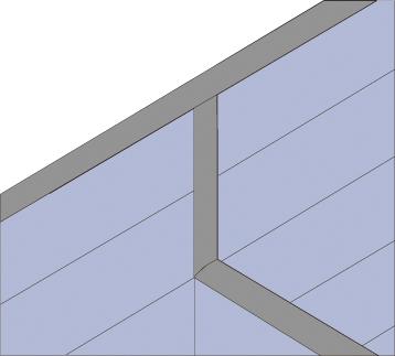 PLUS(プラス)オフィス家具 LFパネル 段差連結部材(2段階段差用) D60T字用T1 W(幅) D(奥行き)60 H(高さ)
