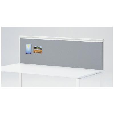 PLUS(プラス)オフィス家具 SQ デスクトップパネル 光触媒クロス W(幅)1400 D(奥行き)25 H(高さ)400