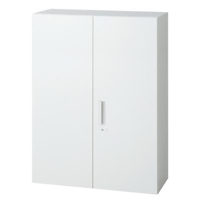 PLUS(プラス)オフィス家具 L6 両開き保管庫 W(幅)900 D(奥行き)500 H(高さ)1210