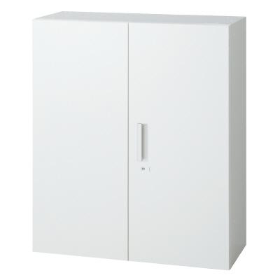 PLUS(プラス)オフィス家具 L6 両開き保管庫 W(幅)900 D(奥行き)450 H(高さ)1050
