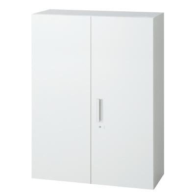 PLUS(プラス)オフィス家具 L6 両開き保管庫 W(幅)900 D(奥行き)400 H(高さ)1210