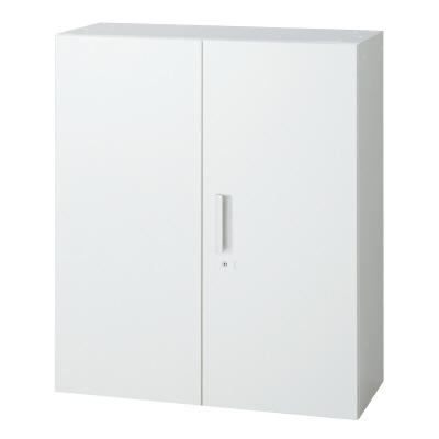 PLUS(プラス)オフィス家具 L6 両開き保管庫 W(幅)900 D(奥行き)340 H(高さ)1050