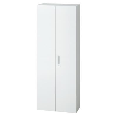 PLUS(プラス)オフィス家具 L6 両開き保管庫 W(幅)800 D(奥行き)400 H(高さ)2100