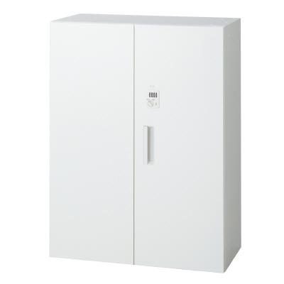 PLUS(プラス)オフィス家具 L6 両開き保管庫(ダイヤル錠) W(幅)800 D(奥行き)450 H(高さ)1050