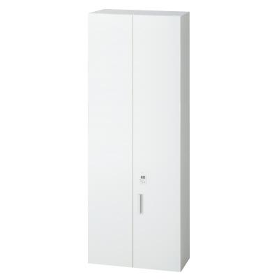 PLUS(プラス)オフィス家具 L6 両開き保管庫(ダイヤル錠) W(幅)800 D(奥行き)400 H(高さ)2100