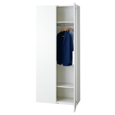 PLUS(プラス)オフィス家具 L6 ワードローブ W(幅)900 D(奥行き)450 H(高さ)2100