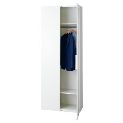 PLUS(プラス)オフィス家具 L6 ワードローブ W(幅)800 D(奥行き)450 H(高さ)2100